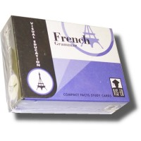 Vocabulary Flashcards (60 cards) French Grammar