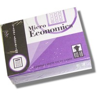 Vocabulary Flashcards (60 cards) Business Microeconomics