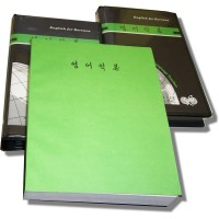 Spoken English for Koreans (486 pages 9 cass)