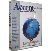 Accent Word Point Multi-Lang Dictionary for Windows