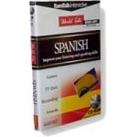 Talk Now Learn Spanish Intermediate Level II (World Talk)
