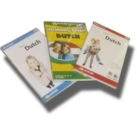 Talk Now I & II Plus Flash Card SUPER BUNDLE -Dutch