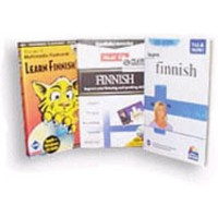 Talk Now I & II Plus Vocabulary Builder SUPER BUNDLE -Finnish