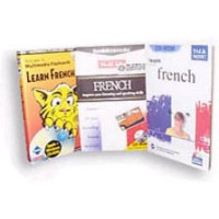 Talk Now I & II Plus Vocabulary Builder SUPER BUNDLE -French