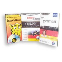 Talk Now I & II Plus Flash Card SUPER BUNDLE -German