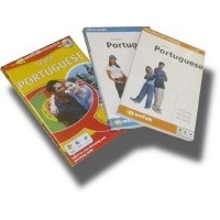 Talk Now I & II Plus Flash Card SUPER BUNDLE -Portuguese