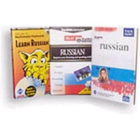 Talk Now I & II Plus Vocabulary Builder SUPER BUNDLE -Russian