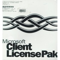 Spanish Microsoft Windows NT Client - License