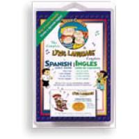 Family Circus English/French Complete Course (a Book/w 70 min.Cass)