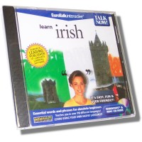 Talk Now Learn Irish