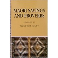 Maori Saying and Proverbs