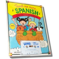 Teach me more Spanish for Children (Book & Cassette): A Musical Journey Through the Year