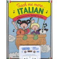 Teach me more Italian for Children (Book & Cassette): A Musical Journey Through the Year