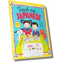 Teach me Japanese for Children (Book & Cassette)