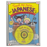 Teach me more Japanese (Book & CD)
