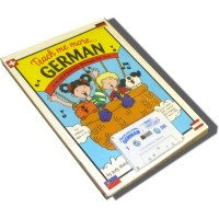 Teach me more German for Children (Book & Cassette)