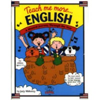 Teach me more English for Children (Book & CD): A Musical Journey Through the Year