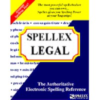 Spellex Legal for Word 2000 (5 Users)