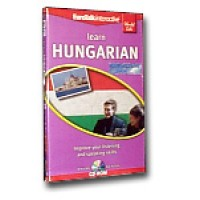 Talk Now Learn Hungarian Intermediate Level II (World Talk)