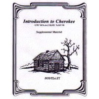 VIP - Introduction to Cherokee Teacher's Supplement
