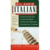Italian All-Audio Basic-Intermediate (6 Audio Cassettes)