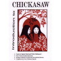 VIP - Introduction to Chickasaw (2 Audiotapes w/ 64 page Workbook)