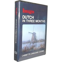 Dutch in Three Months (4 Audiotapes w/190 Pg. Text)