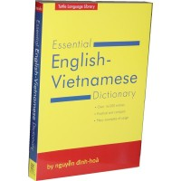 Essential English to Vietnamese Dictionary (Paperback)