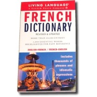 French Dictionary (Paperback)