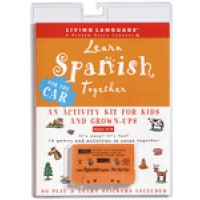 Learn Spanish Together: For the Car: A Parent-Child Activity Kit (LL(R) Learn Together)