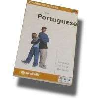 Talk Now Vocabulary Builder - Portuguese