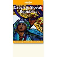 Lonely Planet Czech & Slovak Republics (Lonely Planet Czech and Slovak Republics) (Paperback)