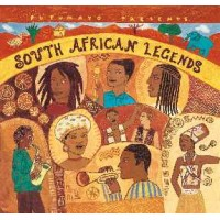 Putumayo - South African Legends