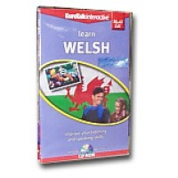 Talk Now Learn Welsh Intermediate Level II