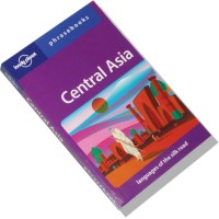 Central Asia Phasebook: Lonely Planet Phrasebook (Paperback)