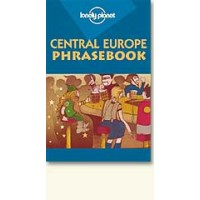 Lonely Planet Central Europe Phrasebook (Paperback)