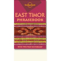 Lonely Planet East Timor Phrasebook (Paperback)