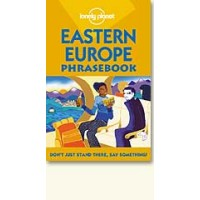 Lonely Planet Eastern Europe Phrasebook (Paperback)