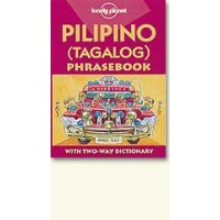 Lonely Planet - Phrasebooks - Pilipino(Tagalog)