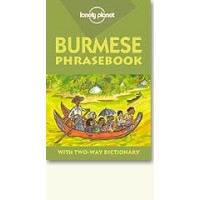 Lonely Planet Burmese Phrasebook (Paperback)