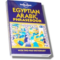 Lonely Planet Egyptian Arabic Phrasebook (Paperback)