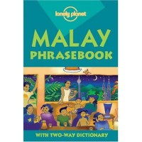 Lonely Planet Malay Phrasebook (Lonely Planet Phrasebook: India) (Paperback)