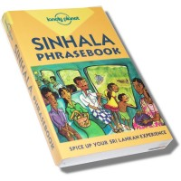 Lonely Planet Sinhala Phrasebook (Paperback)