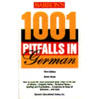 1001 Pitfalls in German 3rd Edition (Paperback)
