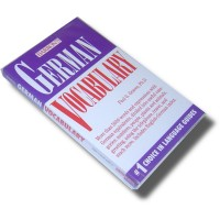German Vocabulary (Paperback)