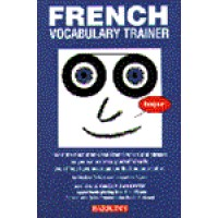 French Vocabulary Trainer (Audio Cassette)