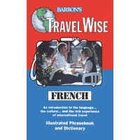 Barrons - Travel Wise - French (Book Only)