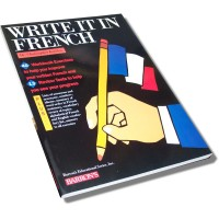 Write it in French (Paperback)