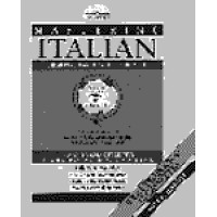 Barrons - Mastering Italian Level I (Book & AudioTapes)