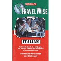 Barrons - Travel Wise - Italian (Book Only!)